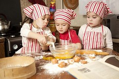 7 Easy Recipes You Can Make With Your Kids (simplecookingclub) Tags: recipe food cooking kids recipes