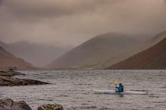 WastWaterKayak061116-6143 (RobinD_UK) Tags: wast water kayak paddle cumbria lake district wasdale