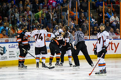 "Missouri Mavericks vs. Ft. Wayne Komets, November 12, 2016, Silverstein Eye Centers Arena, Independence, Missouri.  Photo: John Howe/ Howe Creative Photography • <a style=""font-size:0.8em;"" href=""http://www.flickr.com/photos/134016632@N02/30869275402/"" target=""_blank"">View on Flickr</a>"