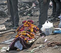 INDIA8033/........Au revoir (Glenn Losack, M.D.) Tags: india cremation death dying pyre photojournalism street photographer glenn losack
