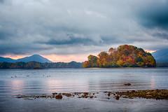 Lake Hibara autumn morning (shinichiro*) Tags:    jp 20161020ds39836hdr 2016 crazyshin nikond4s afsnikkor70200mmf28ged autumn october    lakehibara urabandai fukushima nikhdr 201612gettyuploadesp 627354676 30930338552