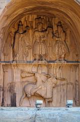 Taq e Bostan site sassanide (5)