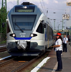 Hungarian Railways :) (Dusan Railfan) Tags: emu flirt ferencvros mav hstart