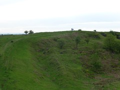 Croy Hill (luckypenguin) Tags: scotland cumbernauld croy hill romanempire antonine wall johnmuirway path historicscotland
