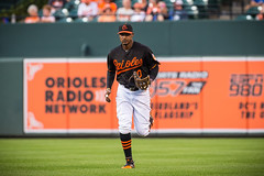 Orioles Baseball '16 (R24KBerg Photos) Tags: 2016 baltimoreorioles baltimore ballpark baseball orioles orioleparkatcamdenyards canon camdenyards mlb majorleaguebaseball majorleagues maryland md sports adamjones centerfielder jones aleast americanleague al
