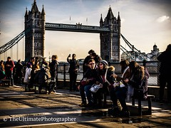 Selfie time (The Ultimate Photographer) Tags: towerbridge london streetphotography theultimatephotographer photography selfie olympus olympusem1
