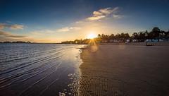 Shoreline (jammo s) Tags: wellsnextthesea wells sea shore shoreline northsea northnorfolk ocean sunrise morning lightroom canoneos6d canonef1740mmf4lusm
