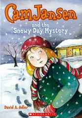 Cam Jansen and the Snowy Day Mystery (Vernon Barford School Library) Tags: davidaadler david a adler susannanatti susanna natti camjansen cam jansen 24 24th twentyfour twentyfourth mystery mysteries mysteryfiction crime criminals theft stealing memory vernonbarford fiction fictional novel novels paperback paperbacks softcover softcovers covers cover bookcover bookcovers readinglevel grade3 rl3 quick read quickread quickreads qr 9780439798822