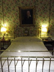 281116#22 Blenheim Palace Winston Churchill's Birthplace (Steveox55) Tags: bed blenheimpalace oxfordshire woodstock