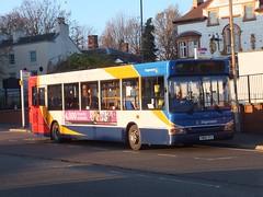 Stagecoach 34723 Chesterfield (Guy Arab UF) Tags: stagecoach yorkshire 34723 yn05ycy alexander dennis dart slf bus new beetwell street chesterfield derbyshire buses