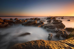 Filey Sunrise (Dave Holder) Tags: filey sunrise seascape canon longexposure leefilters