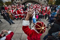 DSC_0984 (critter) Tags: santacon2016 santacon santa bean cloudgate millenniumpark christmas pubcrawl caroling chicago chicagosantacon artinstituteofchicago