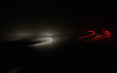 IMG_5504 (dcdnc) Tags: night long road autobahn shades turn light monochrome portrait speed car
