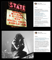 Comments From Chad (Jules (Instagram = @photo_vamp)) Tags: comments chadgray hellyeah instagram