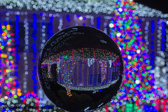 Cystal Ball Xmas _ IMG_1101 (photon79) Tags: crystalball lights holiday bokeh