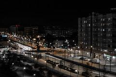 Albacete (svelasco75) Tags: albacete circunvalación nocturna larga exposición night spain españa coches