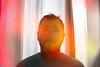 light leak (nafenic) Tags: nikond5300 35mm18 portrait selfie photoshop actions