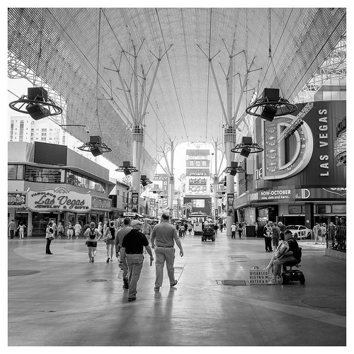"New Day On Fremont Street • <a style=""font-size:0.8em;"" href=""http://www.flickr.com/photos/150185675@N05/31664152965/"" target=""_blank"">View on Flickr</a>"