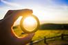 ringshot-1 (Dragonslayer8888) Tags: ring creative sj sanjose landscape lenses optic hand light daylight day sunset