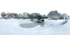 sl360@ARCTIC EXPRESS (ErikoLeo) Tags: 360° panorama landscape flickrlovers firestorm secondlife