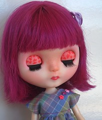 Blythe Simply Thumpty Thump custom by SamPuppen