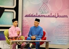 Rakaman Ucapan Sambutan Bulan Dakwah Negara Bersama TV-Al Hijrah & LIVE Rancangan Assalamualaikum