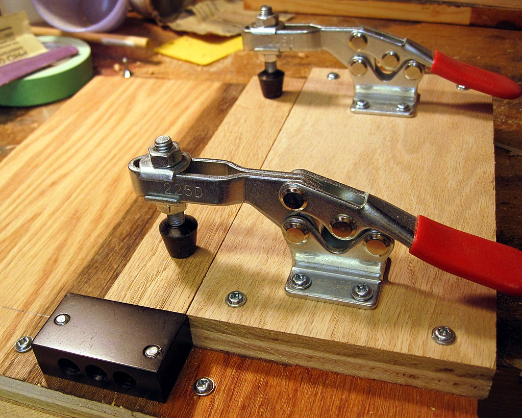 Wood Craft Dowel Jig