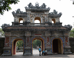 IMG_0503.jpg (The Grefer's Travels) Tags: vietnam hue huecitadel hueimperialcity vnmotorcycletour