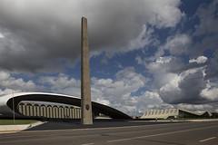 Army Headquarters, Brasilia (livia.com) Tags: army headquarters brasilia brasile niemayer