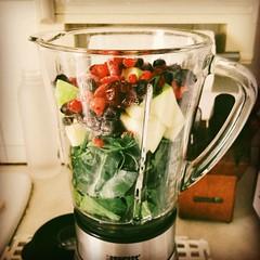 . (travellerdiary) Tags: fruits vegan healthy juice vegetarian blended blender veggie smoothie foodmatters vsco iphonography iphoneography instagram vscomcam