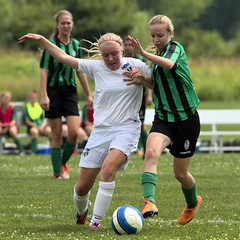 Battle for possession (TheWarners) Tags: ontario youth football erin soccer rep mills eagles erinmillssoccerclub gu15 oysl