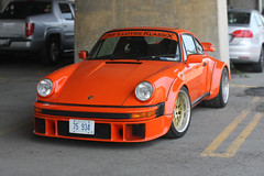 Porche (scienceduck) Tags: orange toronto ontario canada car july porche tdot irl indycar 2014 scienceduck torontoindy hondaindy torontohondaindy 2into