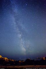 31/52 : Voie Lactée (Milky Way) (Ludtz) Tags: blue summer sky night canon brittany bretagne breizh bleu ciel nuit hdr etoiles ambiance milkyway finistère 1740l eté trévignon pennarbed 5dmkii canoneos5dmkii ludtz ef1740|4l