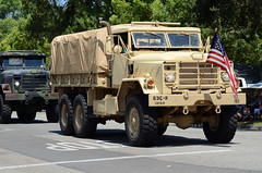 La Verne's 2014 4th of July Parade (linda m bell) Tags: california military parade vehicles socal 4thofjuly 2014 laverne