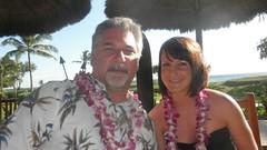 248893_222583564427562_100000277611648_887977_3031089_n (lizmccarty) Tags: liz me hawaii bill dad maui meanddad 2011 lizanddad