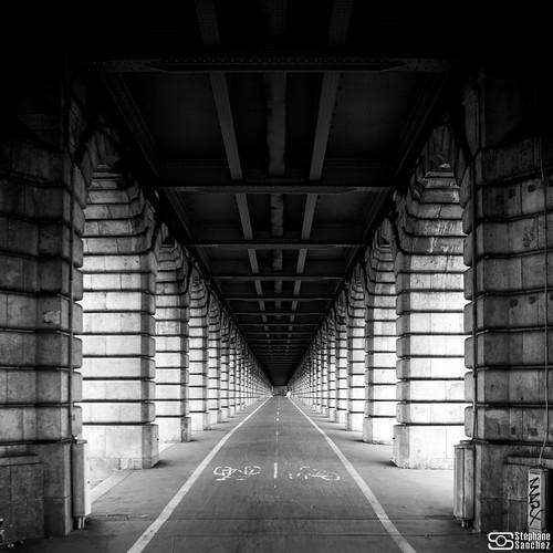 Bercy Bridge