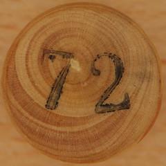 Bingo Number 72 (Leo Reynolds) Tags: number squaredcircle lotto bingo 72 loto group9 housie housey groupnine numberset numberbingo houseyhousey xsquarex housiehousie xleol30x sqset108 xxx2014xxx