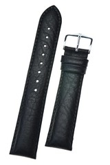 Hirsch Highland Leather Watch Band L , Black, Buckle, 20mm Review (sarahalava) Tags: black leather watch review band highland 20mm buckle hirsch