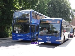 Bluestar 1530 (Coco of Jersey) Tags: uk bus ahead coach go first hampshire southampton
