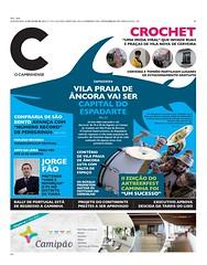 capa jornal c - o caminhense - 25 jul 2014