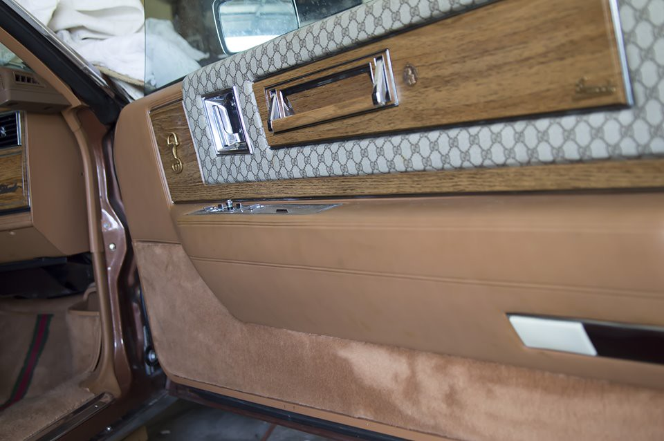e016f54e5b9b97 1983 Cadillac Eldorado Biarritz Gucci (smokuspollutus) Tags  exterior  interior cadillac eldorado gucci 1983