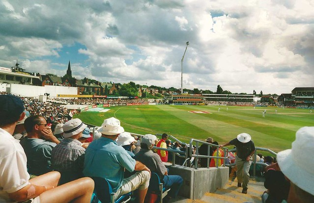 England v Australia Headingley 2001