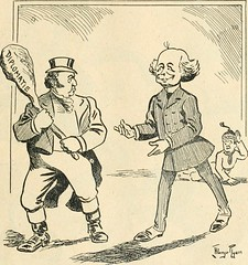 "Image from page 42 of ""Caricature politique au Canada = Free lance political caricature in Canada"" (1904)"