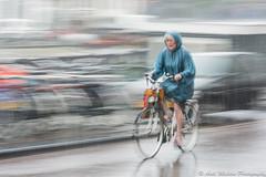 096_5_3 move it (jazzmatezz) Tags: urban holland amsterdam race photo nederland streetphotography oma raining regen brouwersgracht moveit straatfotografie damesfiets meeslepen