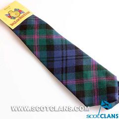 Clan Baird Tartan Tie