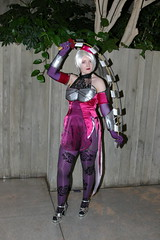 Sakura 07-0912 (Photography by J Krolak) Tags: costume cosplay masquerade soulcalibur sakuracon sakuracon2007 ivyvalentine