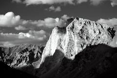 View from the top tea house, a few hundred meters below Shingo La Pass, Zanskar, India (Chris Hooton) Tags: india zanskar