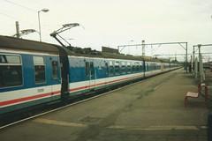 Class 309 309627 Clacton August 1993 (dbidwell78) Tags: electric train railway class multiple emu network southeast clacton 1990s 309 unit