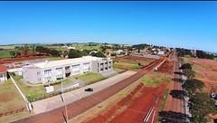 Forum da Comarca de Ivaipor no Paran (Red Land) (Mauricio Portelinha) Tags: brazil paran brasil phantom frum drone redland dji terraroxa ivaipor frumdeivaipor