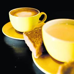 coffee Rvk Roasters (The Reykjavík Grapevine) Tags: coffee eating reykjavik reykjavík roasters magnús elvar kaffismiðjan
